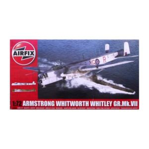Airfix A09009 Armstong Whitworth Whitley GR.Mk.VIII 1/72 Scale