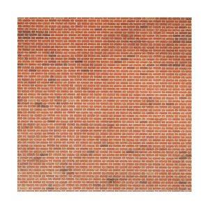 Metcalfe Models MOO54 OO/HO Scale Red Brick