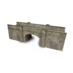 Metcalfe Models PN147 N Gauge Railway Bridge in Stone