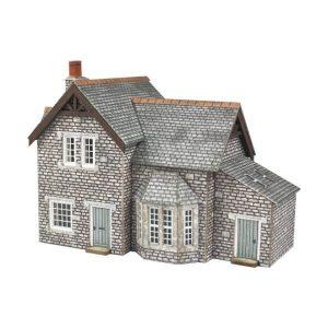 Metcalfe Models PN158 N Gauge Gardeners Cottage