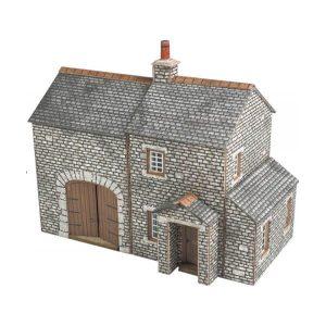 Metcalfe Models PN159 N Gauge Crofters Cottage