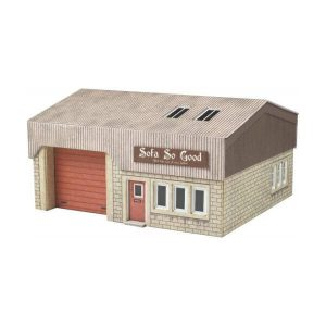 Metcalfe Models PN185 N Gauge Industrial Unit