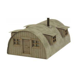 Metcalfe Models PN815 N Gauge Nissen Hut