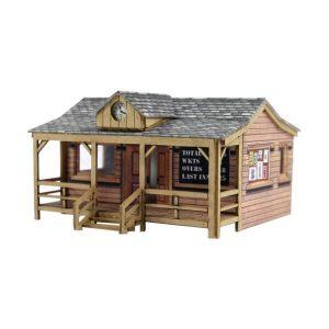 Metcalfe Models PN821 N Gauge Wooden Pavilion
