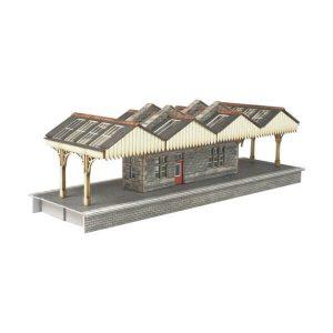 Metcalfe Models PN922 N Gauge Island Platform Building