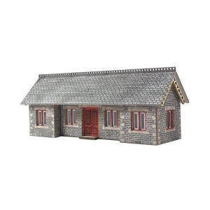 Metcalfe Models PN934 N Gauge Settle & Carlisle Railway Station Shelter