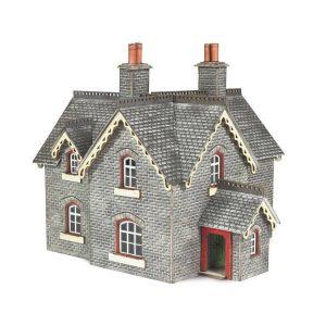 Metcalfe Models PN935 N Gauge Settle & Carlisle Station Masters House