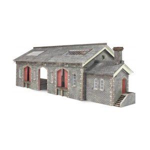 Metcalfe Models PN936 N Gauge Settle & Carlisle Goods Shed