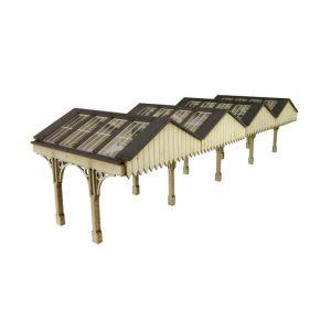 Metcalfe Models PN940 N Gauge Platform Canopy