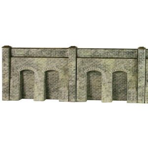Metcalfe Models PO245 OO/HO Scale Retaining Wall in Stone