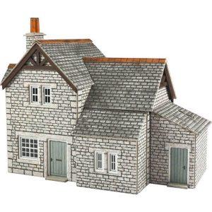 Metcalfe Models PO258 OO/HO Scale Gardener's Cottage