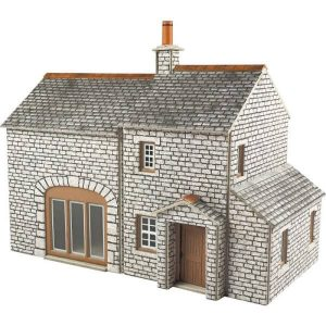 Metcalfe Models PO259 OO/HO Scale Crofter's Cottage