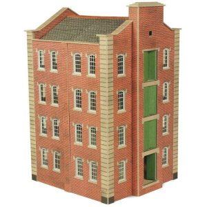 Metcalfe Models PO282 OO/HO Scale Warehouse