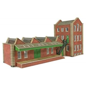 Metcalfe Models PO283 OO/HO Scale Small Factory