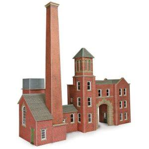 Metcalfe Models PO284 OO/HO Scale Boilerhouse & Factory Entrance