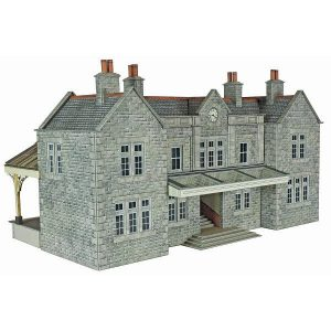 Metcalfe Models PO320 OO/HO Scale Mainline Station Booking Hall