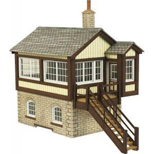 Metcalfe Models PO330 OO/HO Scale GWR Signal Box