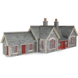 Metcalfe Models PO333 OO/HO Scale Settle & Carlisle Railway Station