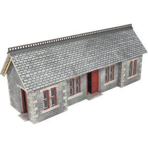 Metcalfe Models PO334 OO/HO Scale Settle & Carlisle Railway Station Shelter