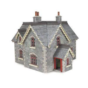 Metcalfe Models PO335 OO/HO Scale Settle & Carlisle Railway Station Master's House