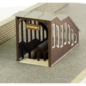 Metcalfe Models PO400 OO/HO Scale Platform Underpass