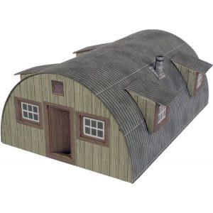 Metcalfe Models PO415 OO/HO Scale Nissen Hut