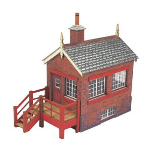 Metcalfe Models PO430 OO/HO Scale Small Signal Box