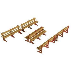 Metcalfe Models PO502 OO/HO Scale Platform Benches