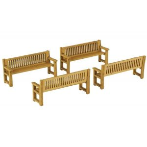 Metcalfe Models PO503 OO/HO Scale Park Benches