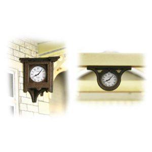 Metcalfe Models PO515 OO/HO Scale Station Clocks