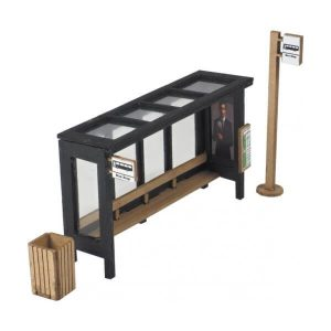 Metcalfe Models PO525 OO/HO Scale Bus Shelter