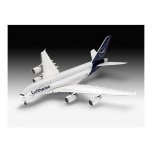 "Revell 03872 Airbus A380-800 Lufthansa ""New Livery"" 1/144 Scale"