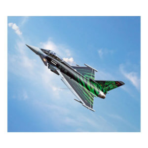 "Revell 03884 Eurofighter Typhoon ""Ghost Tiger"" 1/72 Scale"