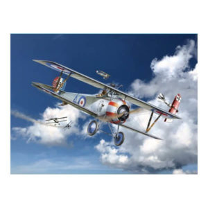 Revell 03885 Nieuport 17 1/48 Scale