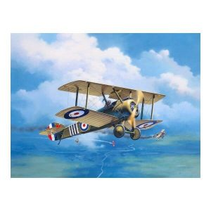 Revell 03906 Sopwith Camel 1/48 Scale