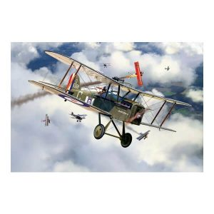 Revell 03907 Royal Aircraft Factory S.E. 5a 1/48 Scale