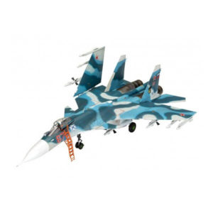 Revell 03911 Sukhoi SU-33 Navy Flanker 1/72 Scale