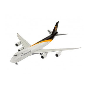 Revell 03912 Boeing 747-8F UPS 1/144 Scale