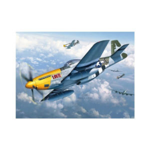 Revell 03944 North American P-51D Mustang 1/32 Scale