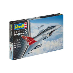 Revell 03952 Eurofighter Typhoon Single Seater 1/72 Scale