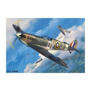 Revell 03986 Supermarine Spitfire Mk.IIa 1/32 Scale