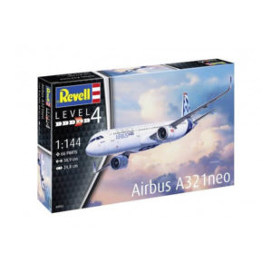 Revell 04952 Airbus A321 Neo 1/144 Scale