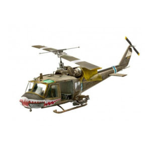 Revell 04960 Bell UH-1C Huey Hog 1/48 Scale