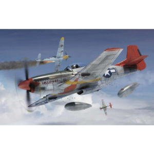 Airfix A01004 North American P-51D Mustang 1/72 Scale