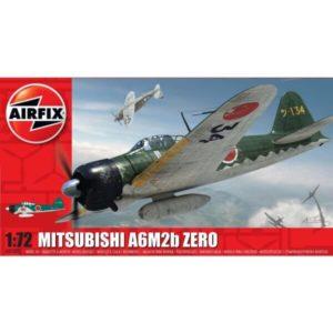 Airfix A01005 Mitsubishi A6M2b Zero 1/72 Scale