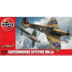 Airfix A01071B Supermarine Spitfire Mk.1a 1/72 Scale