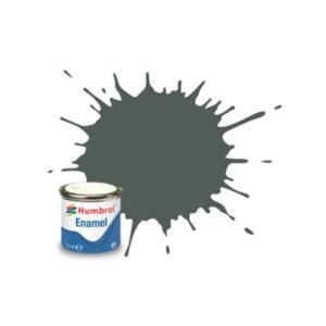 Humbrol 1 Grey Primer 14ml Enamel Tinlet