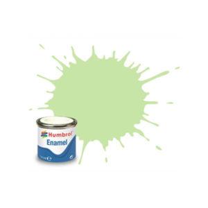 Humbrol 36 Matt Pastel Green 14ml Enamel Tinlet