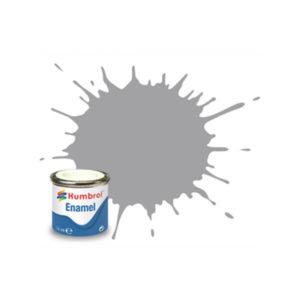 Humbrol 40 Gloss Pale Grey 14ml Enamel Tinlet