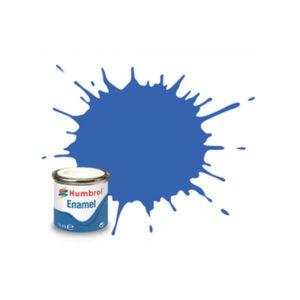 Humbrol 52 Metallic Baltic Blue 14ml Enamel Tinlet